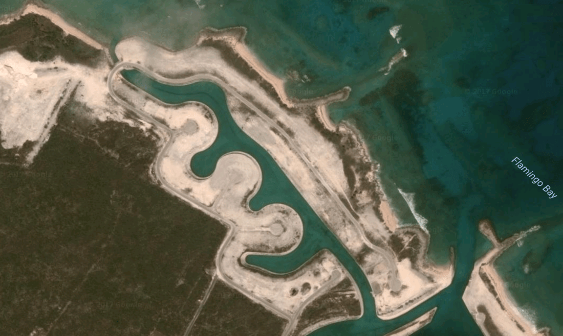 Image result for map of fyre festival grounds
