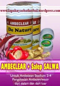 Obat ambeien tradisional ampuh