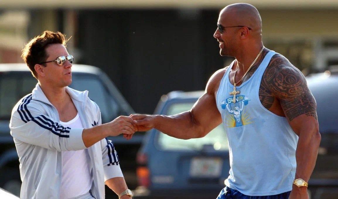 Image result for dwayne johnson pain and gain