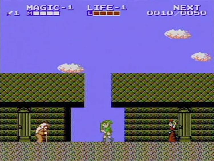Why Zelda II is the Greatest Legend of Zelda Game Ever