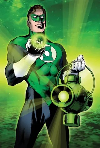 10 things we discovered about Green Lantern at Comic Con today!