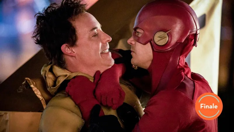 Tragedy and triumph elevate the Flash fifth season finale