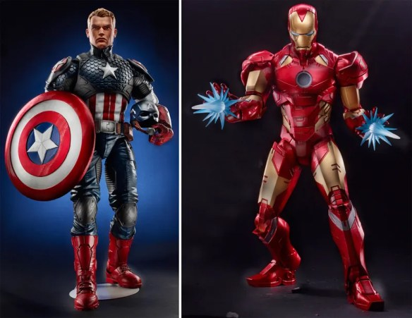 Supersize Your Superheroes With Hasbro's New 12-Inch Marvel Legends Figures