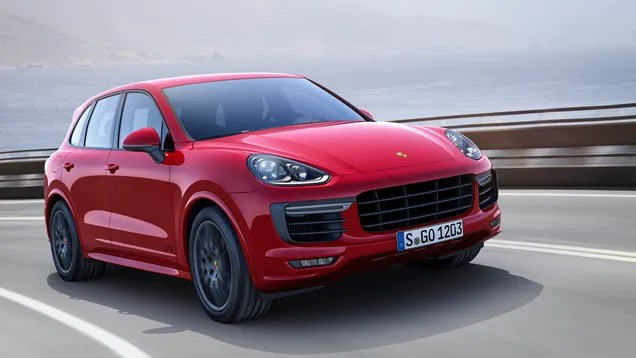 ​2015 Porsche Cayenne GTS: This Is It