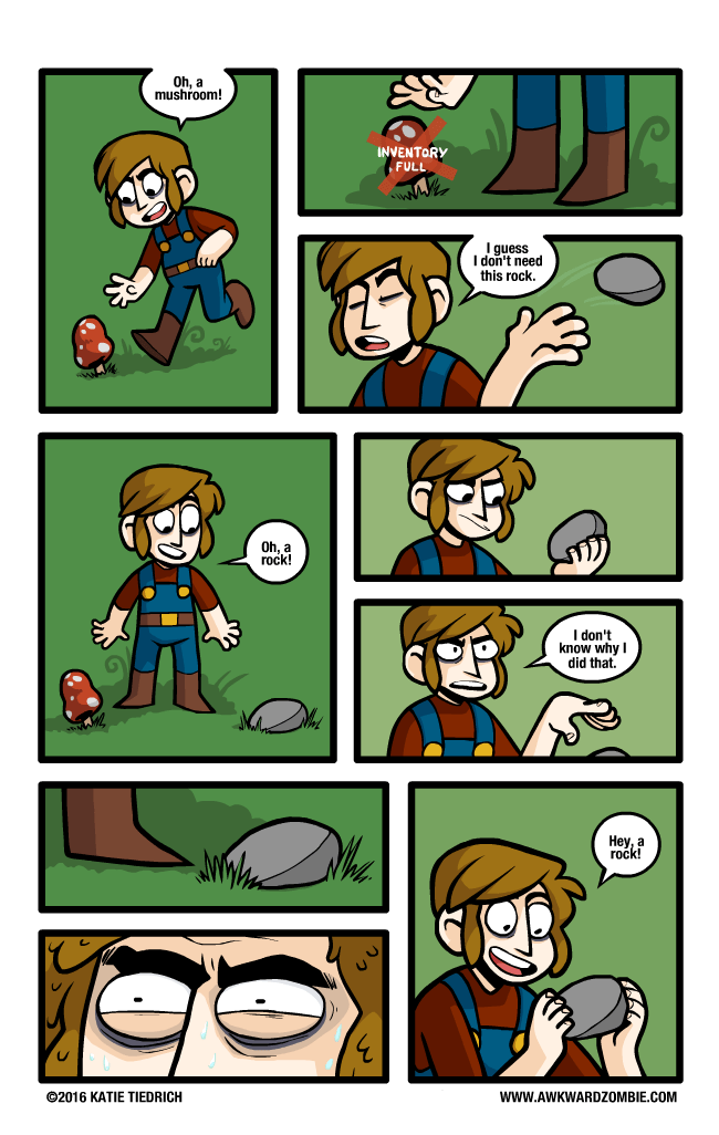 Sunday Comics: Rocks