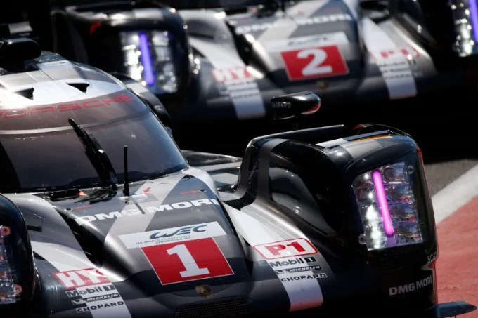 Porsche Unleashes New Le Mans Package On Spa, Qualifies 1-2 For 6-Hour Race