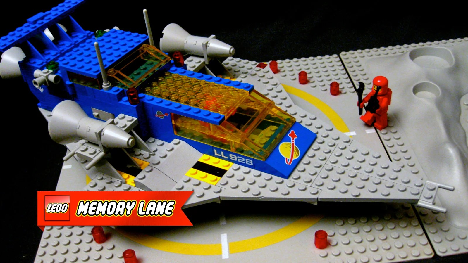 Secret underground vault contains all Lego sets in history