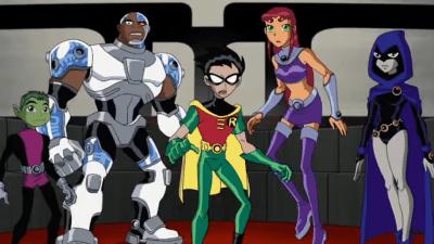 Original Teen Titans Return in Teen Titans Go! vs Teen Titans