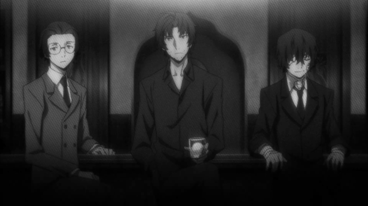 Image result for bar lupin bungou stray dogs