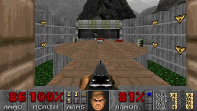 Surprise  Doom Is Still An Incredible Game I have a confession to make  my introduction to shooters began with Halo  and Half Life 2  and because of this  I only recently tried my hand at  Doom
