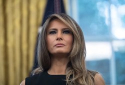 """Faculty librarian turns down Melania Trump's donation of """"racist"""" Dr. Seuss books"""