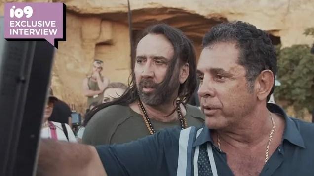 t3b2cwkap0clmaruyskc Nicolas Cage's Alien Martial Arts Film Knows You Might Need a Brain Break Right Now | Gizmodo