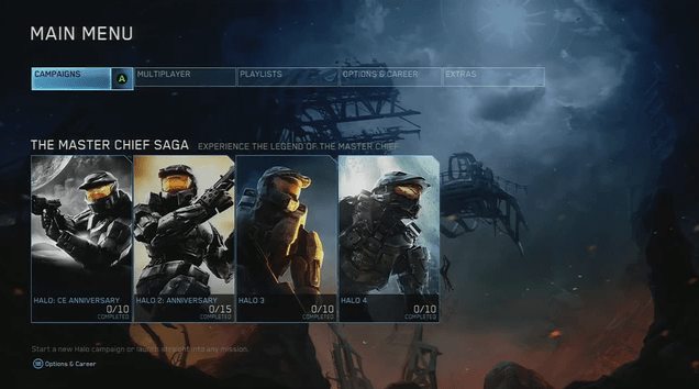 Watch Halo: The Master Chief Collection In Action
