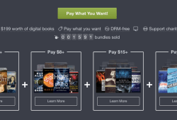 Title Your Personal Value For Up To 24 DRM-Free Science Fiction Ebooks