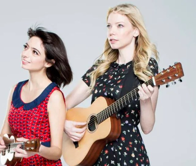 Garfunkel And Oates Riki Lindhome And Kate Micucci Answer Our  Questions