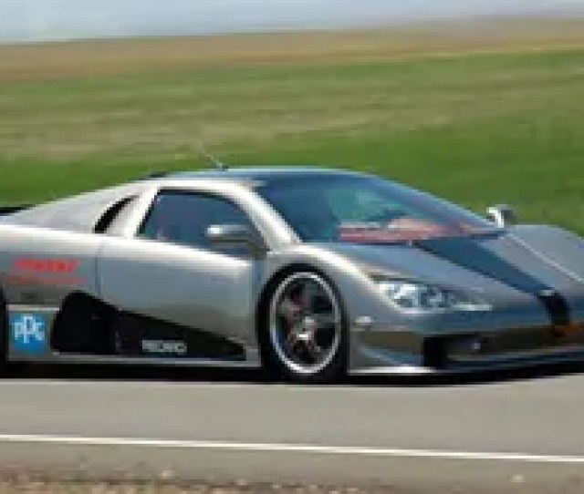The Facts Are Coming In Fast And Loose But Heres What We Know At Around 900 Am Pst An 1183 Hp Ssc Ultimate Aero Tt Driven By Rick Doria Chuck