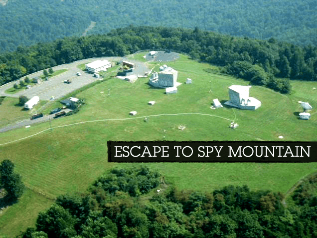 The Secret Mountain Our Spies Will Hide In When Washington Is Destroyed