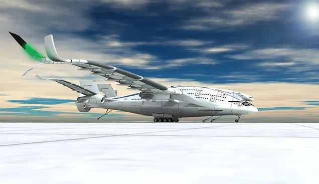 This Spectacular Super Jet Will Be The Most Eco-Friendly Ever