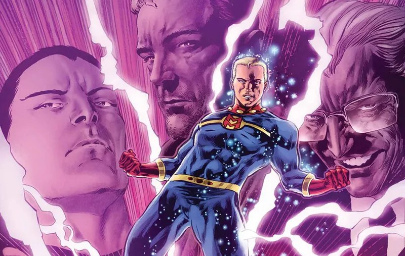 Why Marvel's Miracleman isn't Alan Moore's Marvelman