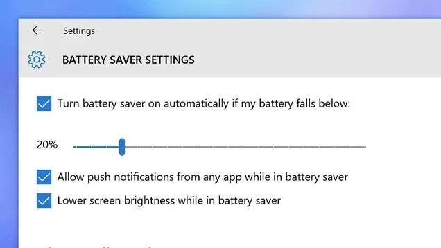 How to Maximize Battery Life on Windows 10