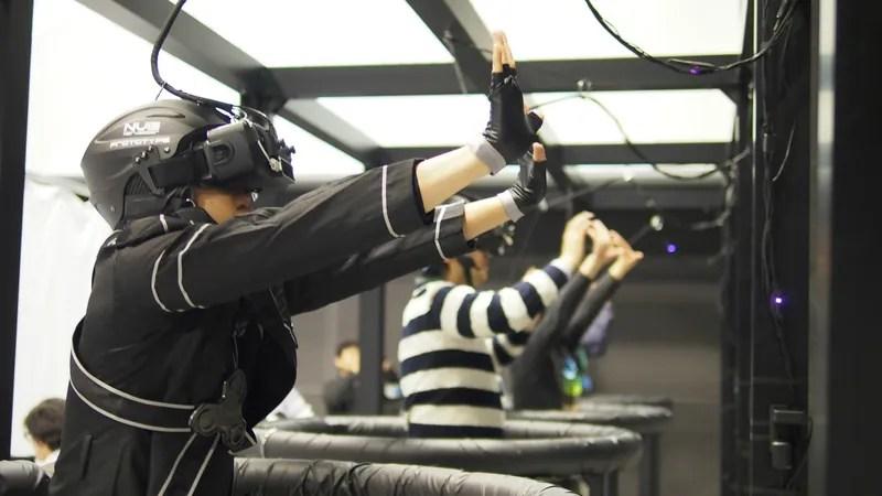 People Testing IBM's Real-World Sword Art Online