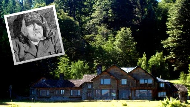 Hitler's Secret Argentine Sanctuary Is for Sale, Say Conspiracy Theorists