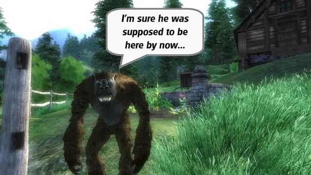 Gaming and Misbehaving: Spore and The Elder Scrolls IV: Oblivion