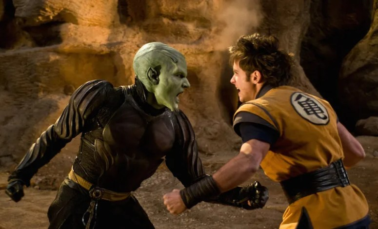 Image result for dragon ball evolution
