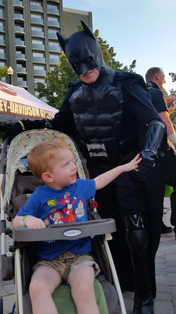 How to Survive Comic Con with Kids