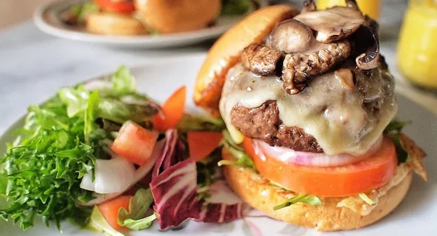 Your Burger Is Full of Living Things, Even If It's Vegetarian