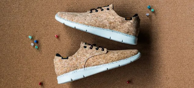 This Summer's Vans Are Made of... Cork?