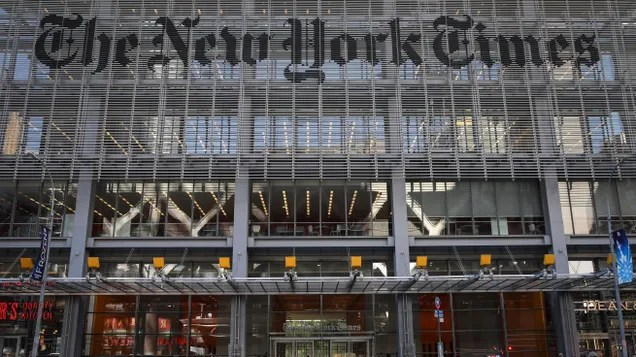 35359b86b903227f3757e558b23dee3e New York Times Tech Workers Say Publisher's Union Busting Is Out of Control   Gizmodo