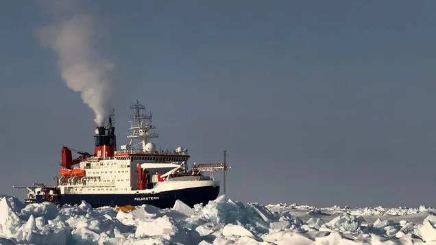 mentdbqttltfbbflchx0 After More Than a Year on the Ice, the Biggest Arctic Research Mission Is Complete | Gizmodo