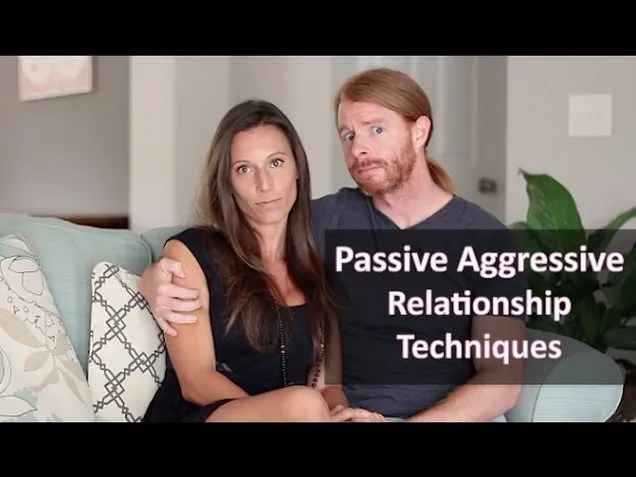 All the Passive Aggressive Stuff You Should Never Do in a Relationship