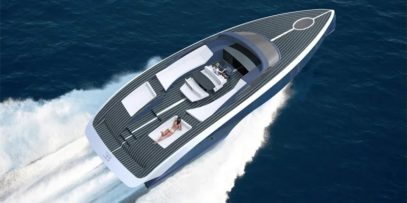 The $3,500,000 Bugatti Boat Is A Dingy In The Palmer Johnson Lineup