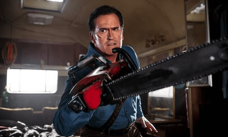 We Saw the First Episode of Ash vs. Evil Dead and It Blew Us Away