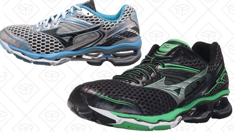 Today's Best Deals: Seiko Watches, Mizuno Running Shoes, Floating Speaker, and More