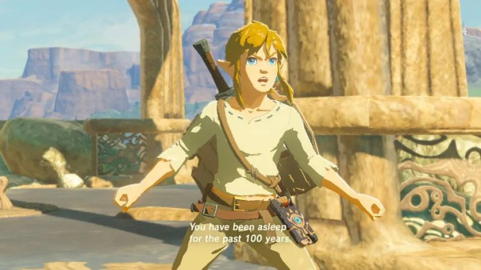 PSA  Don t Start A New Game Of Zelda Without Switching Accounts Did you know that trying to start a new game of Zelda  Breath of the Wild  will erase all of your current save files  Please do not let this happen to  you