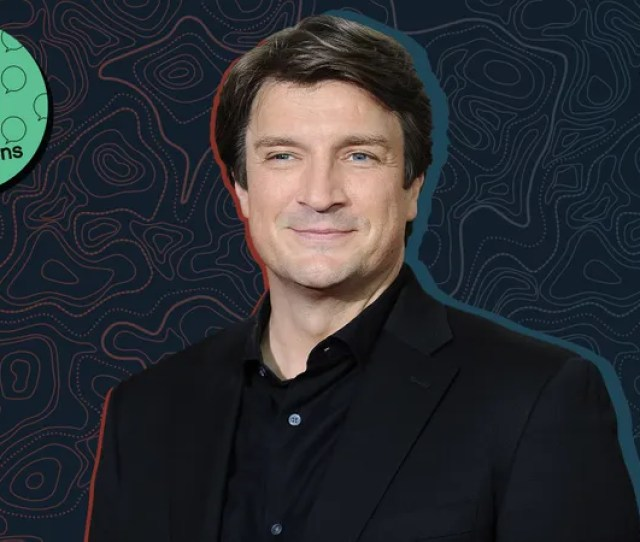 Nathan Fillion On Being A Monkees Fan And Why He Gets Nervous In A Crowd Of Drinkers