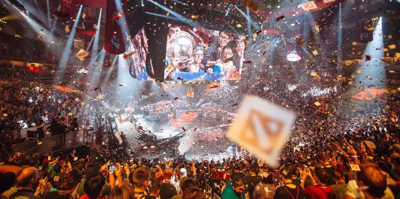 DOTA 2 Tournament Pays Out Over $20 Million In Prizemoney