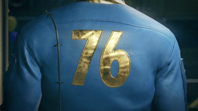 Fallout 76, tráiler