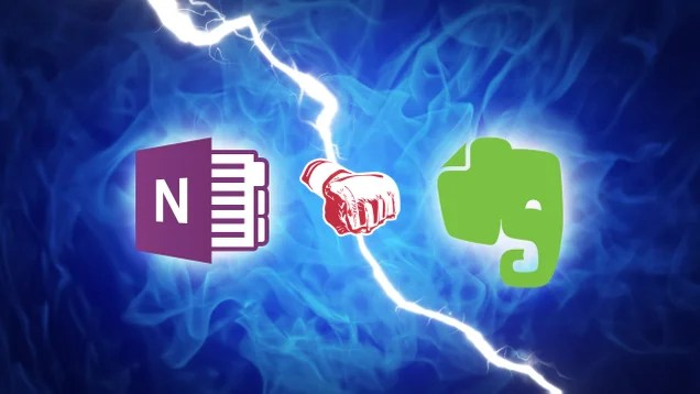 Lifehacker Faceoff: OneNote vs. Evernote
