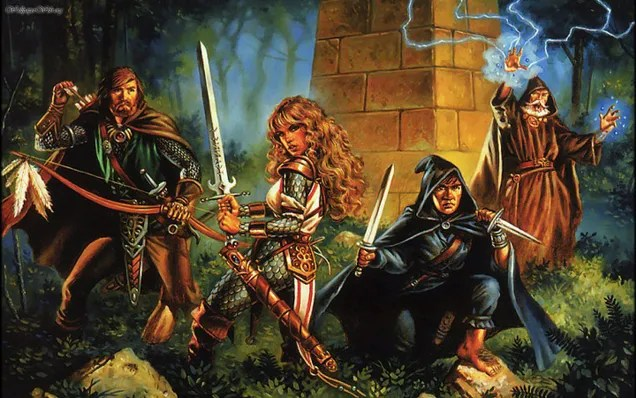​The 24 Most Embarrassing Dungeons & Dragons Character Classes