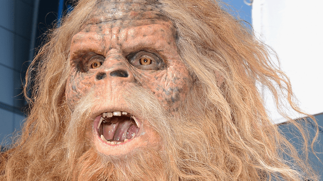 df3d9e3a26f84ae11ce8cf5130364c24 Oklahoma Lawmaker Puts Out a Bounty for Bigfoot, Who Lives in Oklahoma | Gizmodo
