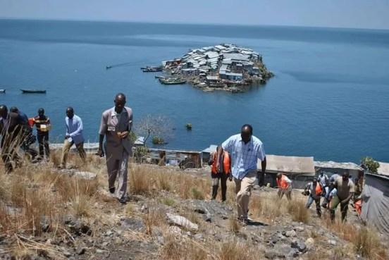 Migingo, la isla con el tamaño de medio campo de fútbol donde viven más de 130 personas