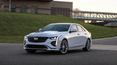 The 2020 Cadillac CT4 Is Cadillac's Phoned-In Attempt At Attracting A 'New Generation Of Customers'