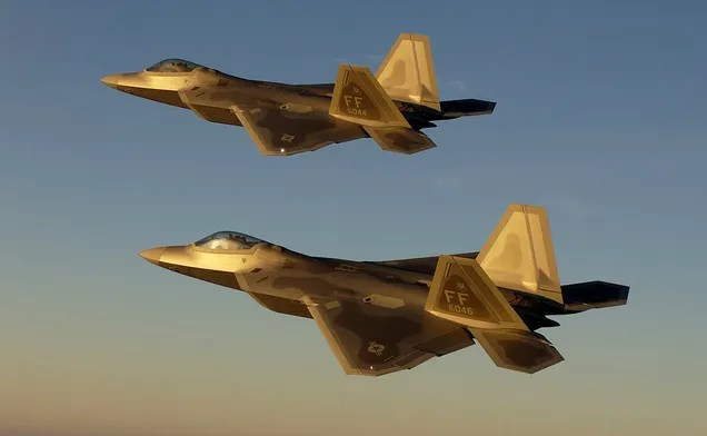 F-22 Raptors Will Be Deploying To Europe To Send A Strong Message To Russia