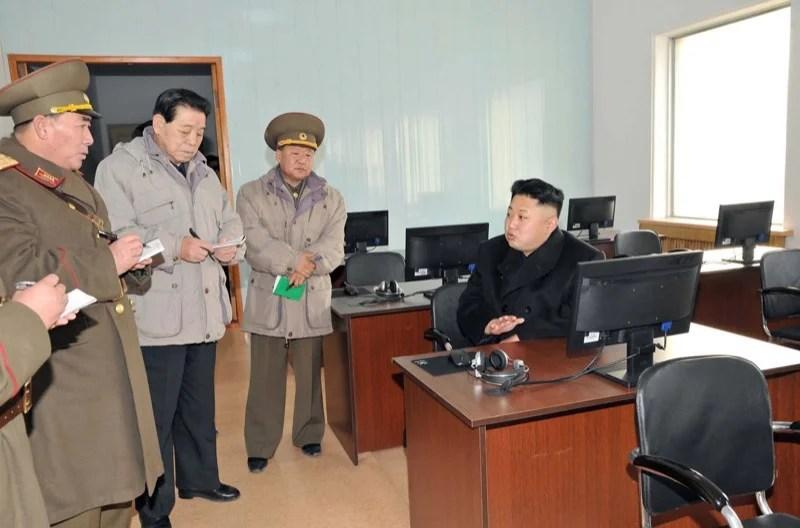 Kim Jong-un: Tyrant, Psychopath, Mac User