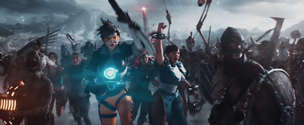 Image result for ready player one stills