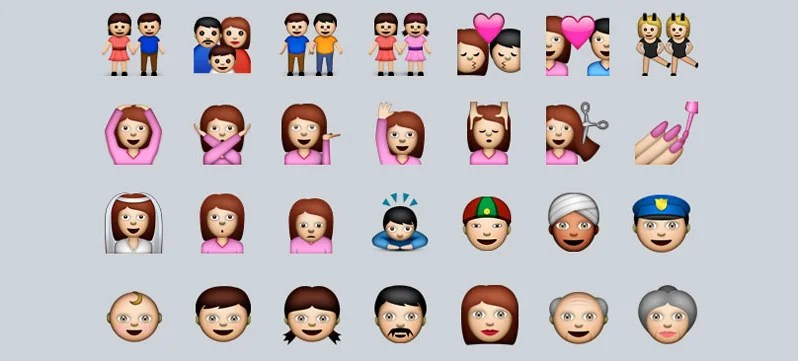 Apple's Trying To Make iOS Emojis More Racially Diverse